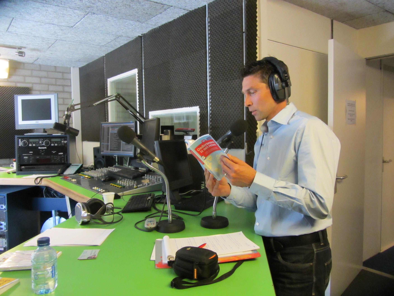 Radio interview,ondernemersprogramma